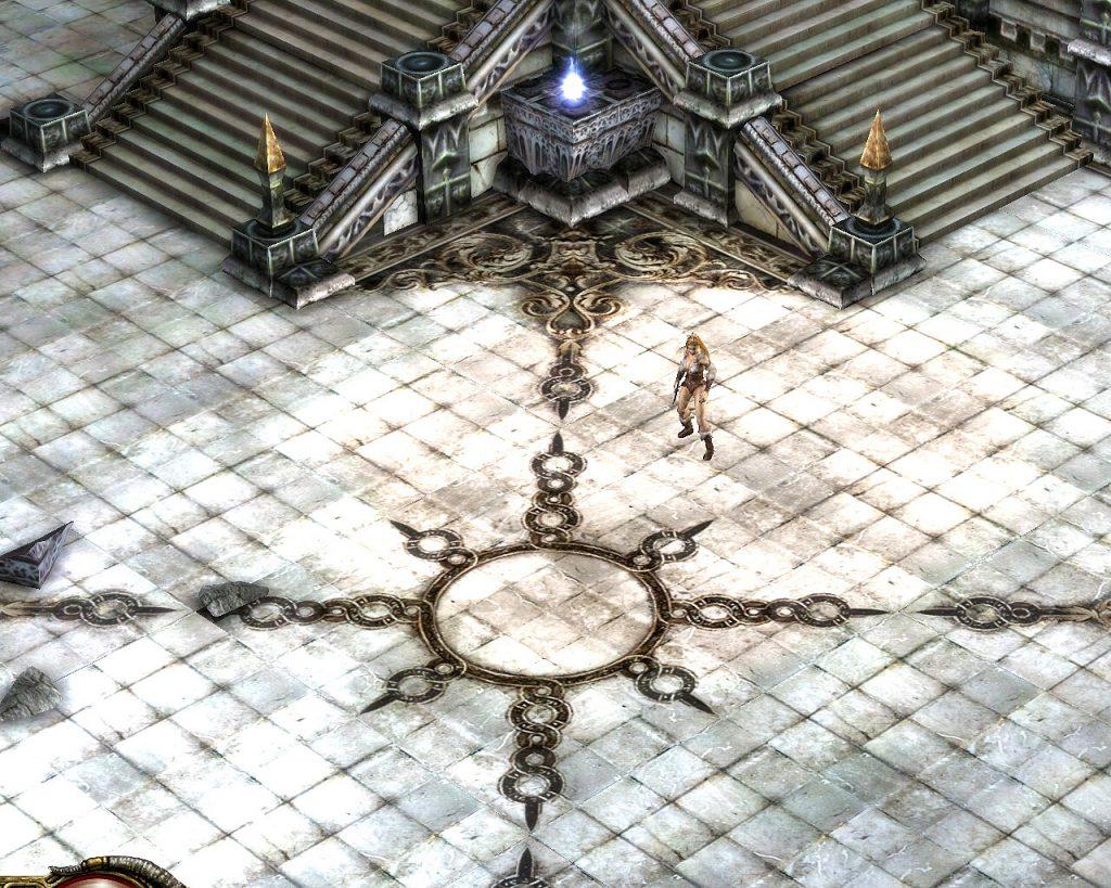 Находка: скриншоты отмененной Diablo III 7