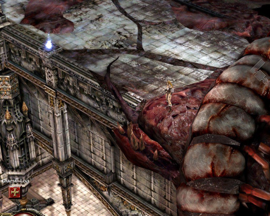 Находка: скриншоты отмененной Diablo III 8