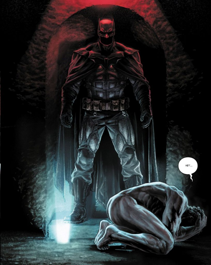 Читаем комикс «Бэтмен: Проклятый». Часть 2: голый Бэтмен и дьявол 2