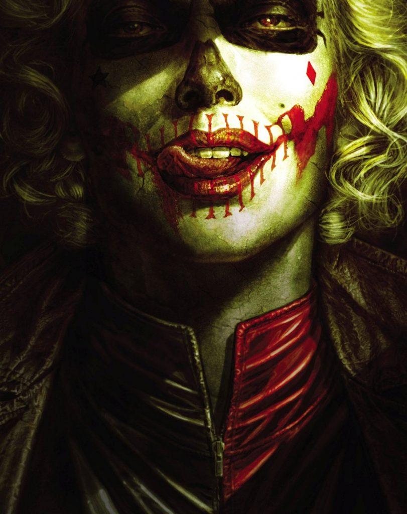 Читаем комикс «Бэтмен: Проклятый». Часть 3: призрак и Джокер-Иисус 13