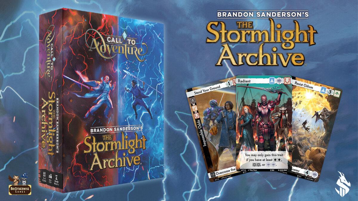 Brotherwise Games выпустят версию настолки «Дорога приключений»по«Архиву буресвета»