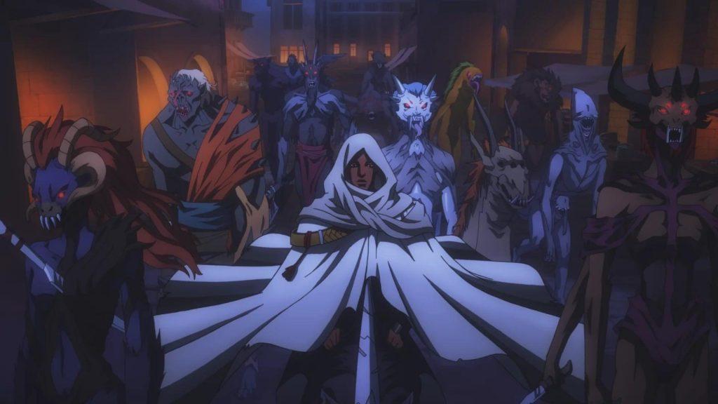 Третий сезон Castlevania похож на филлер — и это хорошо 2