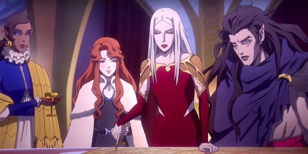 Третий сезон Castlevania похож на филлер — и это хорошо 4