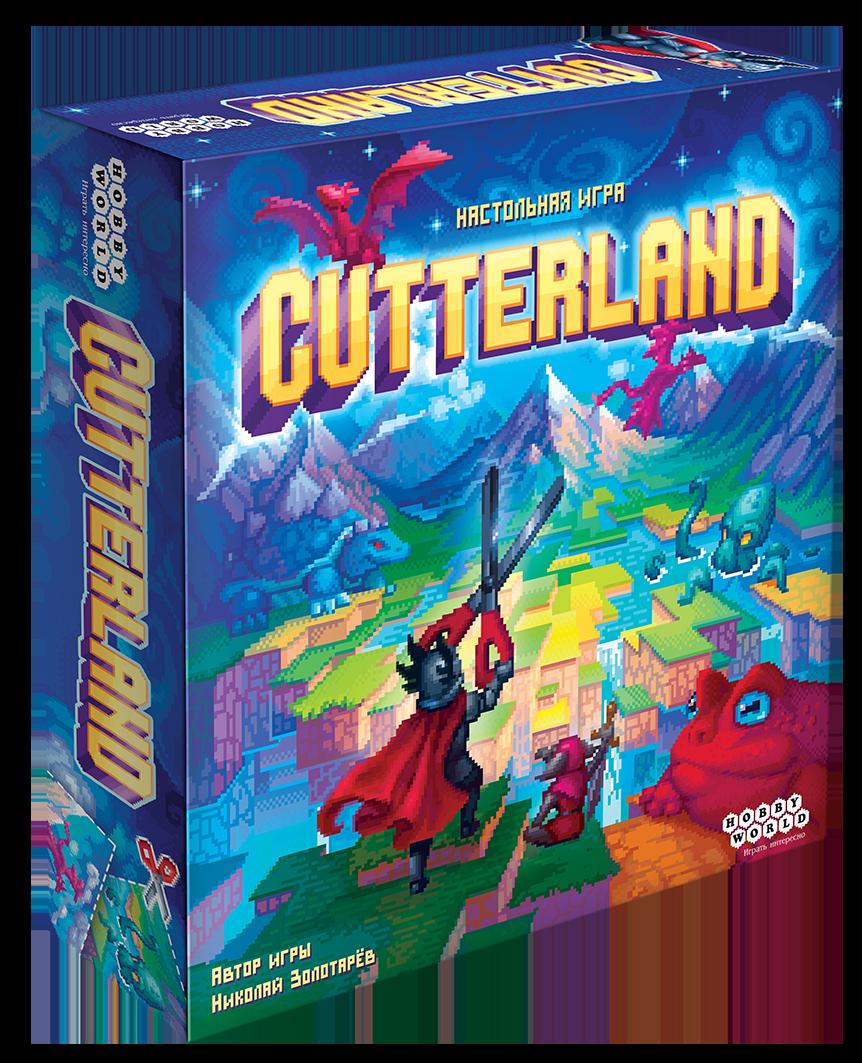 Настольная игра «Cutterland» 5