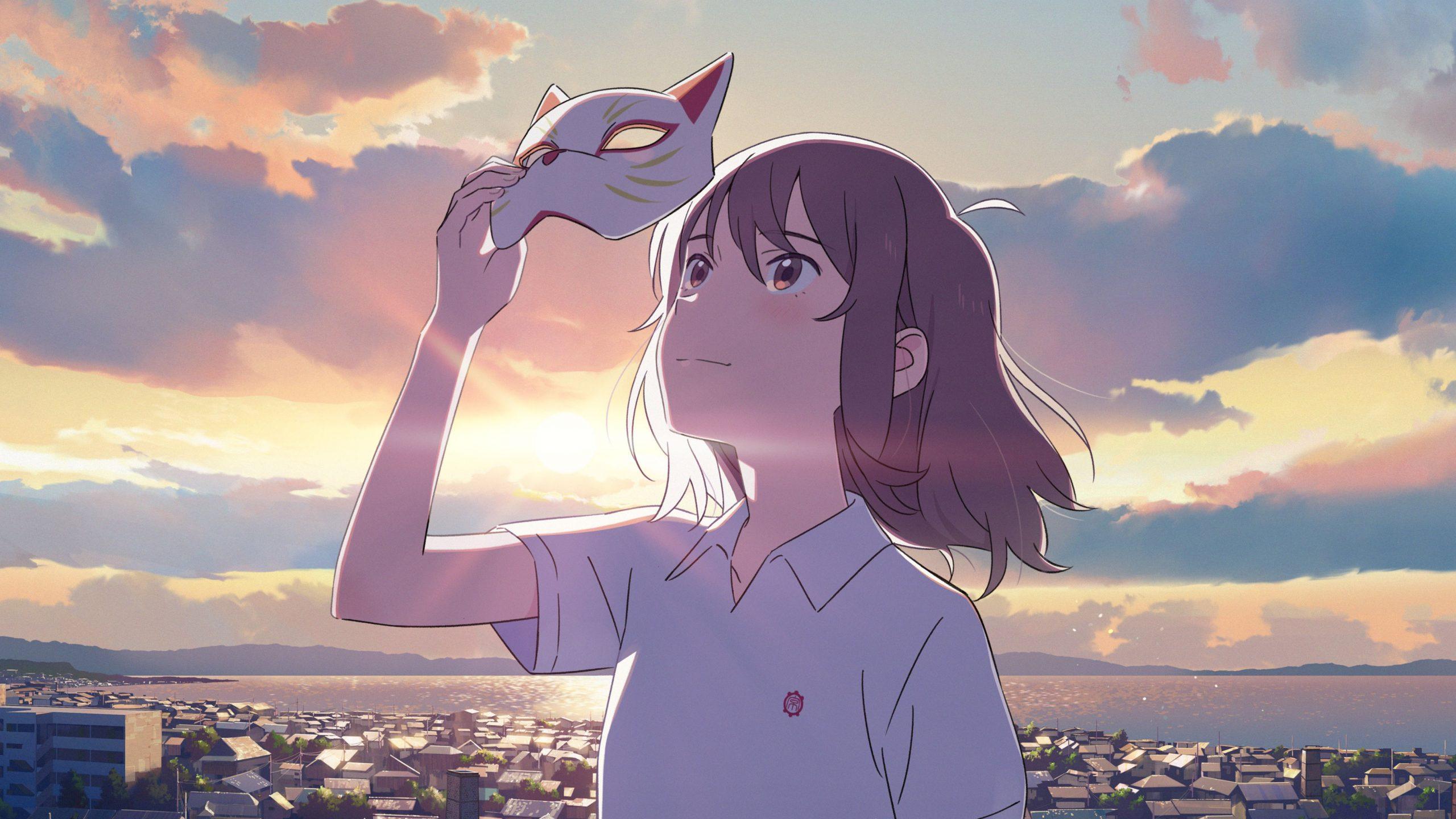 Полнометражное аниме «Сквозь слёзы я притворяюсь кошкой» минует прокат и выйдет наNetflix