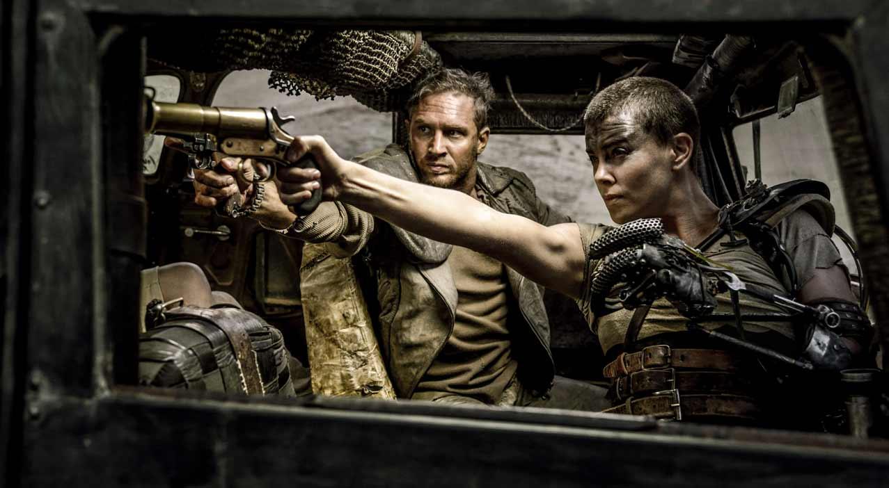 Шарлиз Терон о «Безумном Максе»: «У нас не было сценария. У нас были картинки»