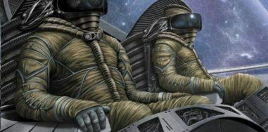 Марцин Подлевский «Глубина: Прыгун»: конец света во всей Галактике