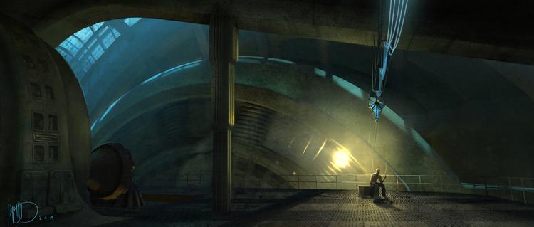Какой могла быть несостоявшаяся экранизация BioShock 40