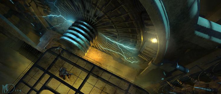 Какой могла быть несостоявшаяся экранизация BioShock 42