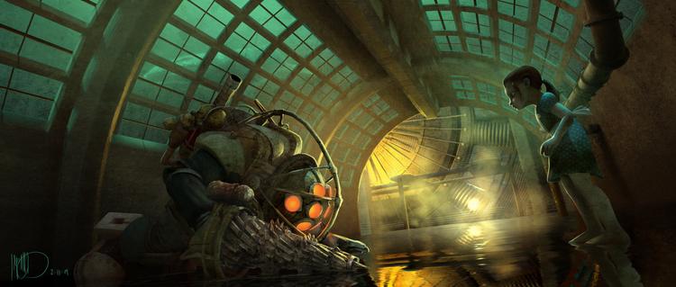 Какой могла быть несостоявшаяся экранизация BioShock 44
