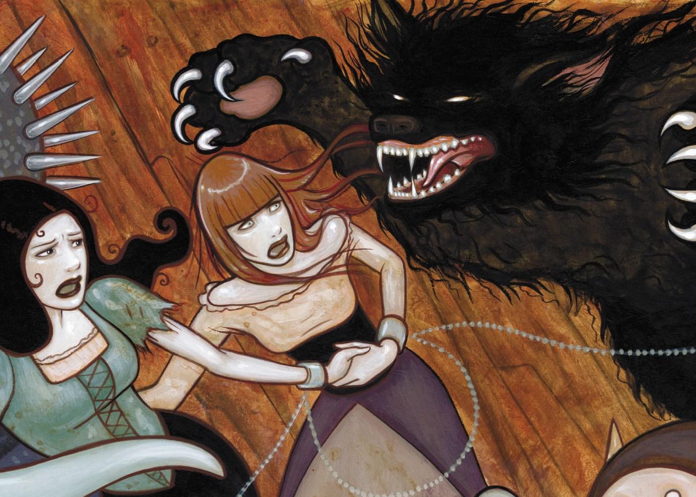 Читаем комикс «Сказки: Диаспора»: жестокие сказки о древней ведьме 15