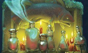 Тим Пауэрс «Последний выдох»: сюрреалистическая охота на привидений