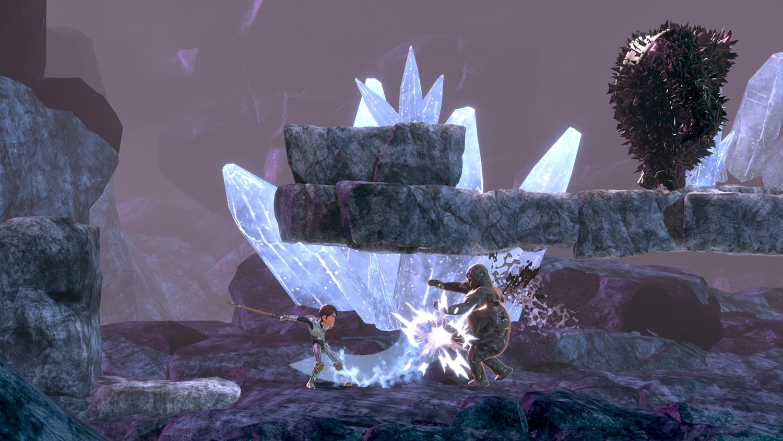 Outright Games анонсировала Defenders of Arcadia —2D-платформер вовселенной «Охотников натроллей»