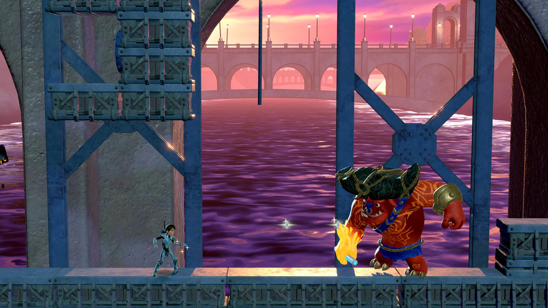 Outright Games анонсировала Defenders of Arcadia —платформер вовселенной «Охотников натроллей»