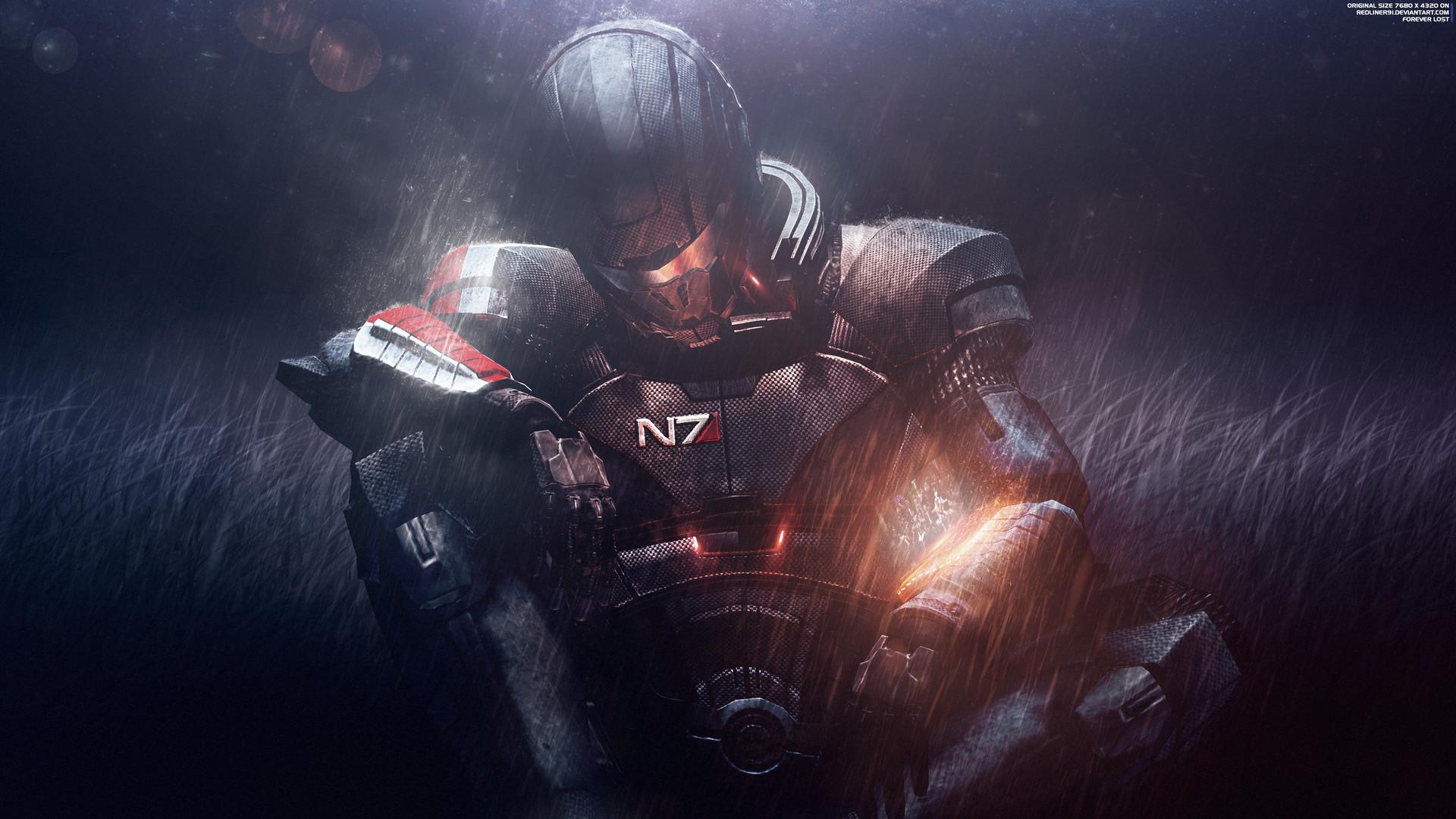 СМИ: BioWare готовит анонс ремастера или ремейка трилогии Mass Effect