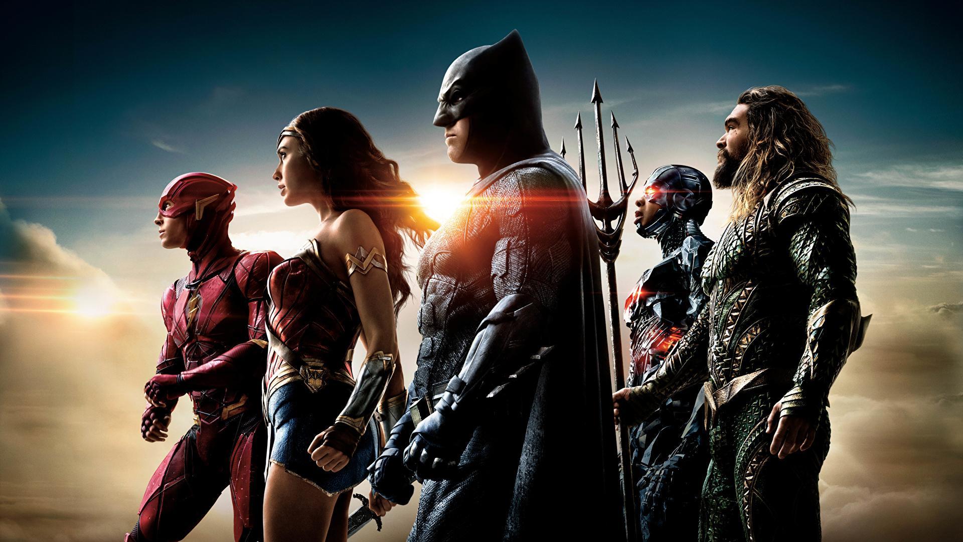 Официально: режиссерская версия «Лиги справедливости» выйдет в 2021 году