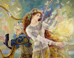 10 одиночных фэнтези-книг, вкоторых магия переплетается среальностью 10