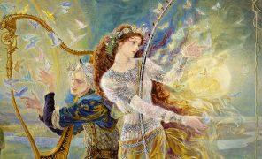 10 одиночных фэнтези-книг, вкоторых магия переплетается среальностью