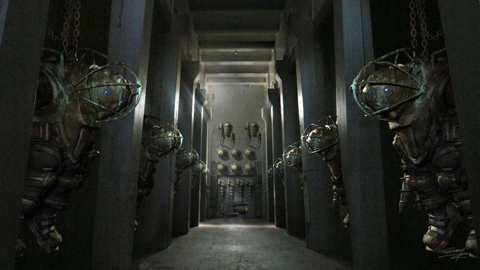 Какой могла быть несостоявшаяся экранизация BioShock 22