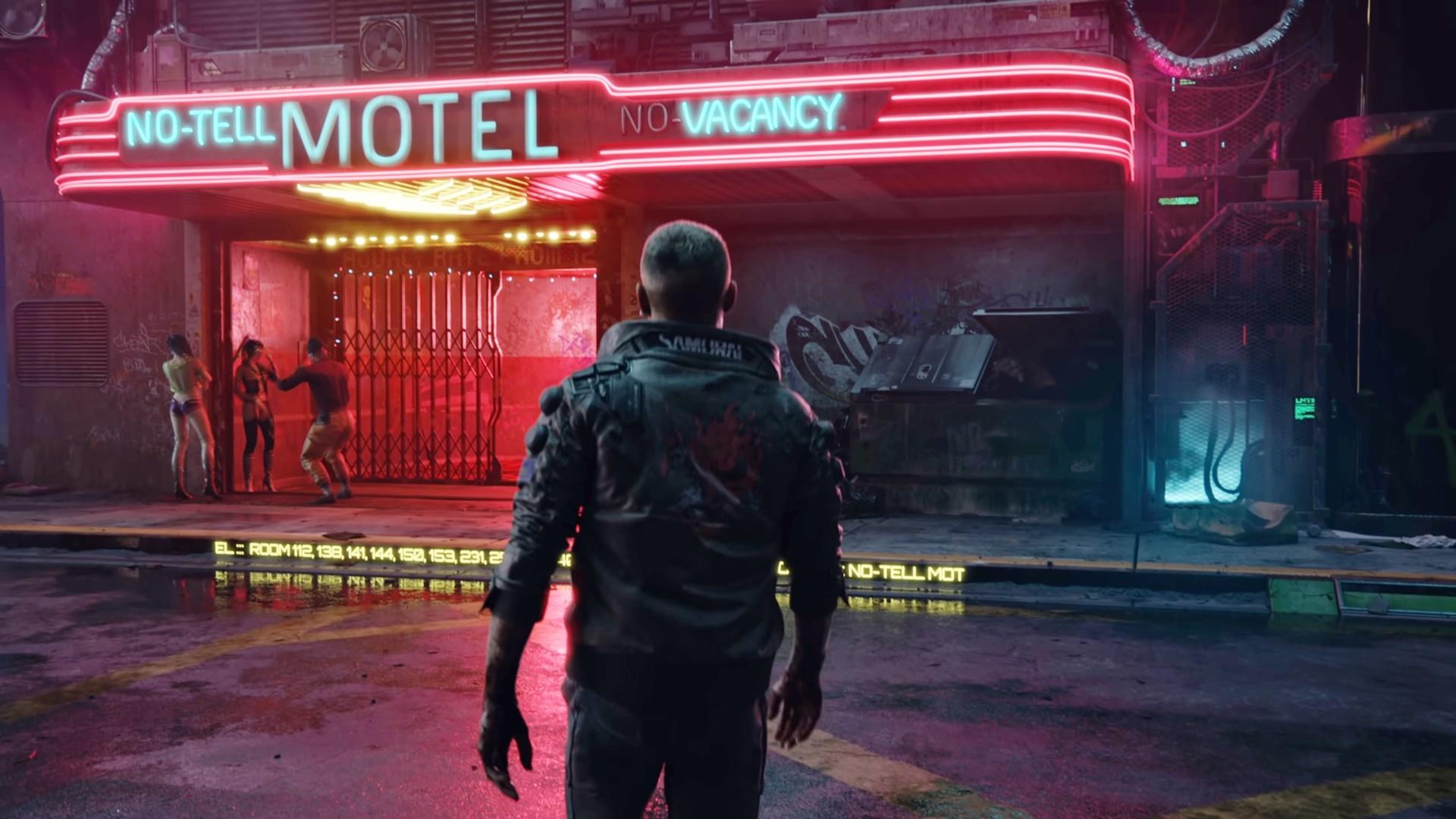 В Cyberpunk 2077 можно настроить размер гениталий — и другие подробности