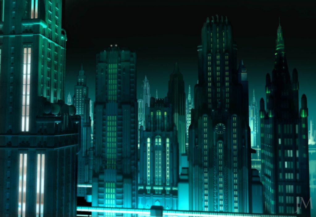 Какой могла быть несостоявшаяся экранизация BioShock 26