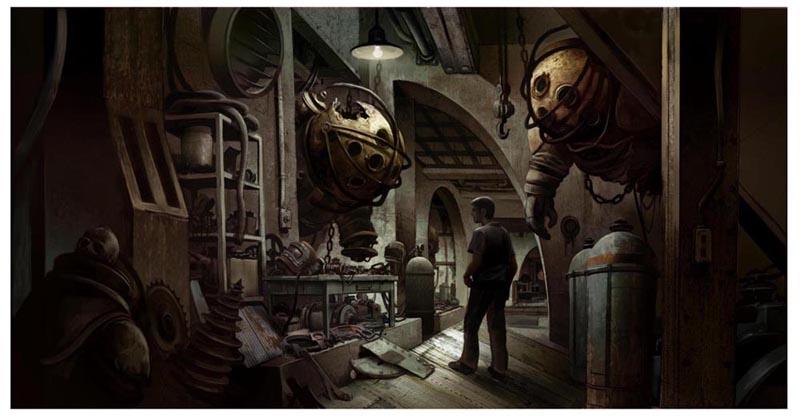Какой могла быть несостоявшаяся экранизация BioShock 28