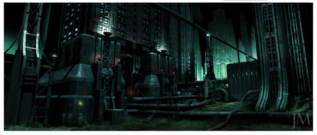 Какой могла быть несостоявшаяся экранизация BioShock 24