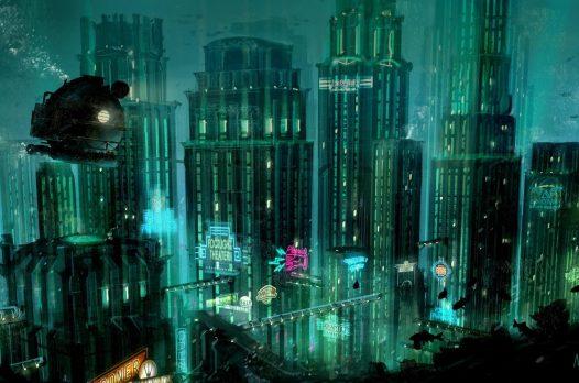 Какой могла быть несостоявшаяся экранизация BioShock 29