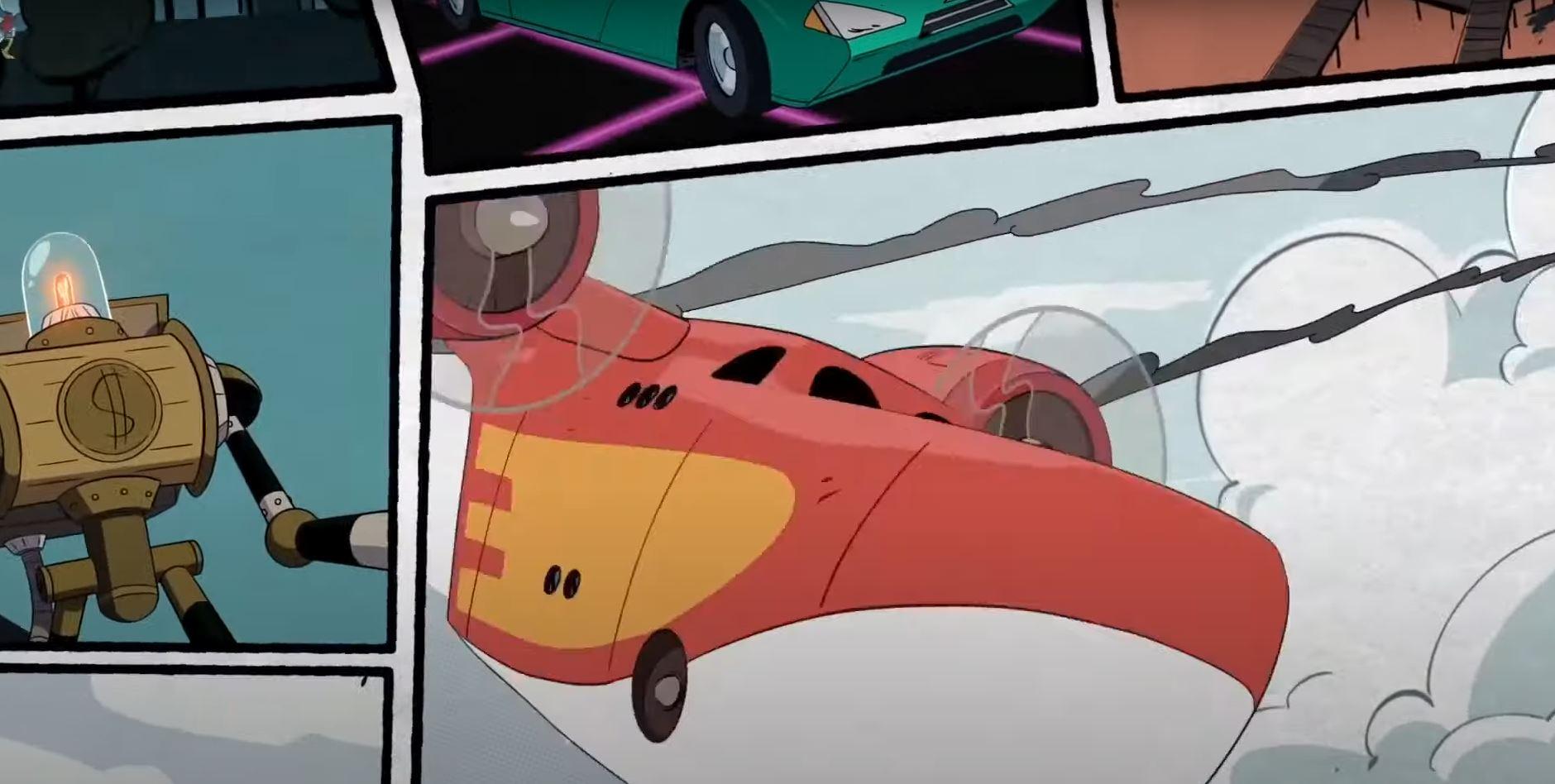 Видео: минутный обзор настольной игры «Утиные истории»