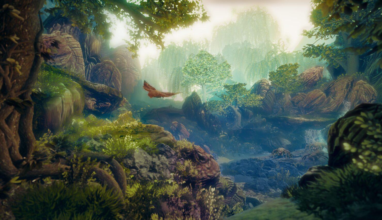 Daedalic показала первые скриншоты The Lord of the Rings: Gollum 4