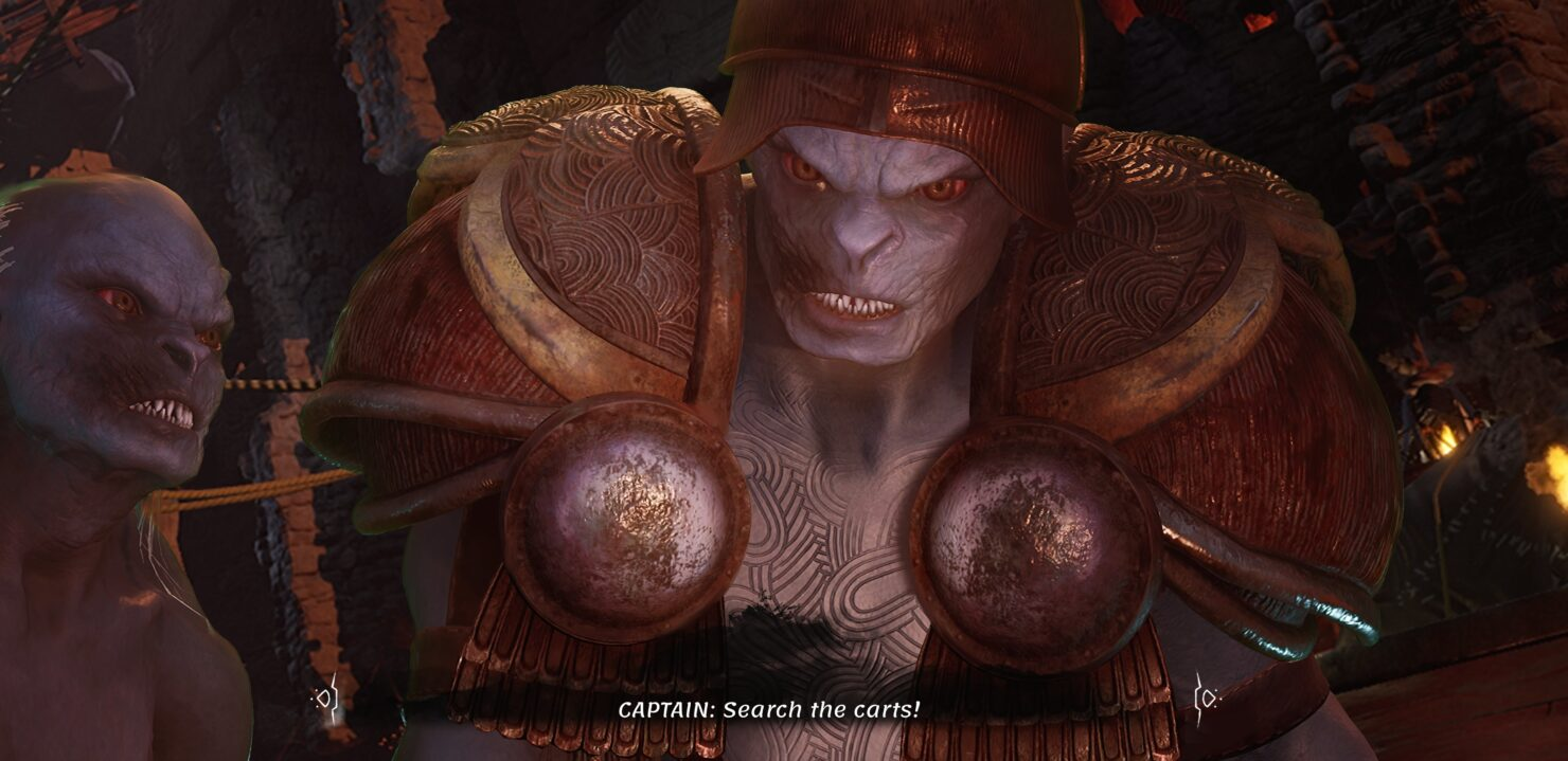 Daedalic показала первые скриншоты The Lord of the Rings: Gollum 5
