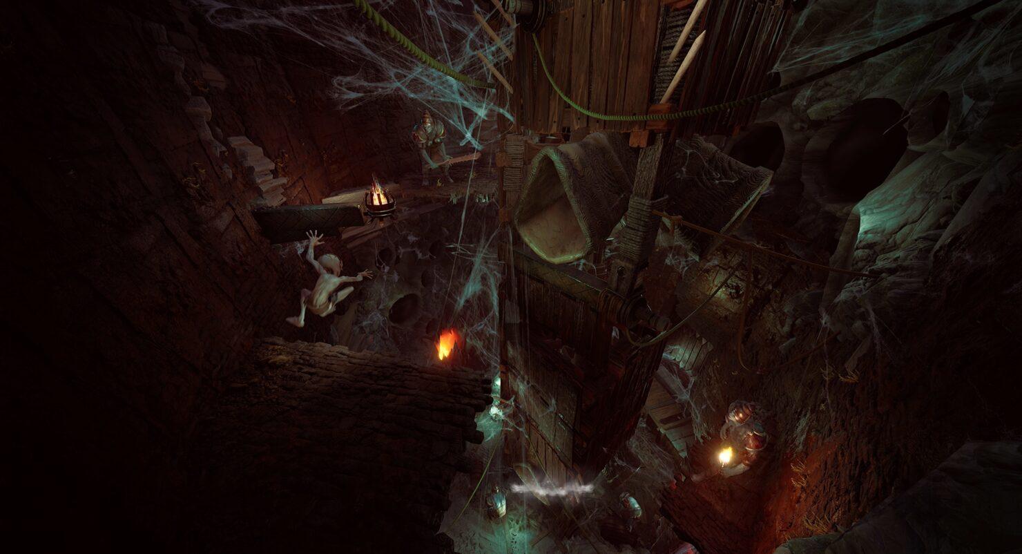 Daedalic показала первые скриншоты The Lord of the Rings: Gollum 9