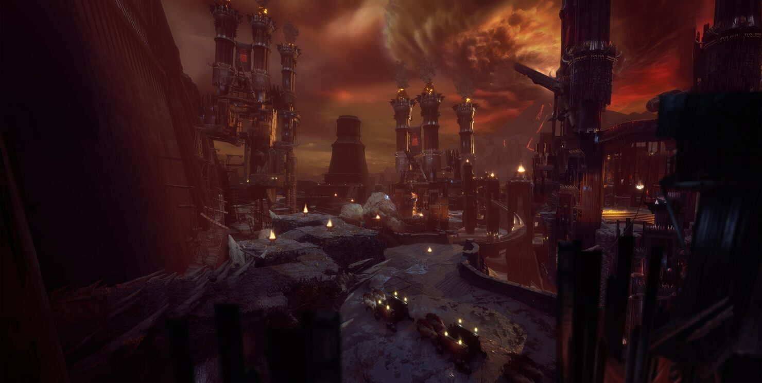 Daedalic показала первые скриншоты The Lord of the Rings: Gollum 10