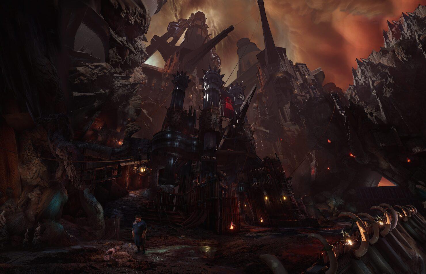 Daedalic показала первые скриншоты The Lord of the Rings: Gollum 2