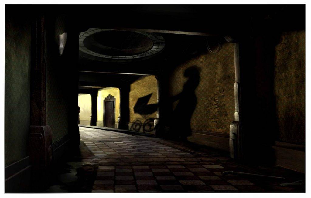 Какой могла быть несостоявшаяся экранизация BioShock 30