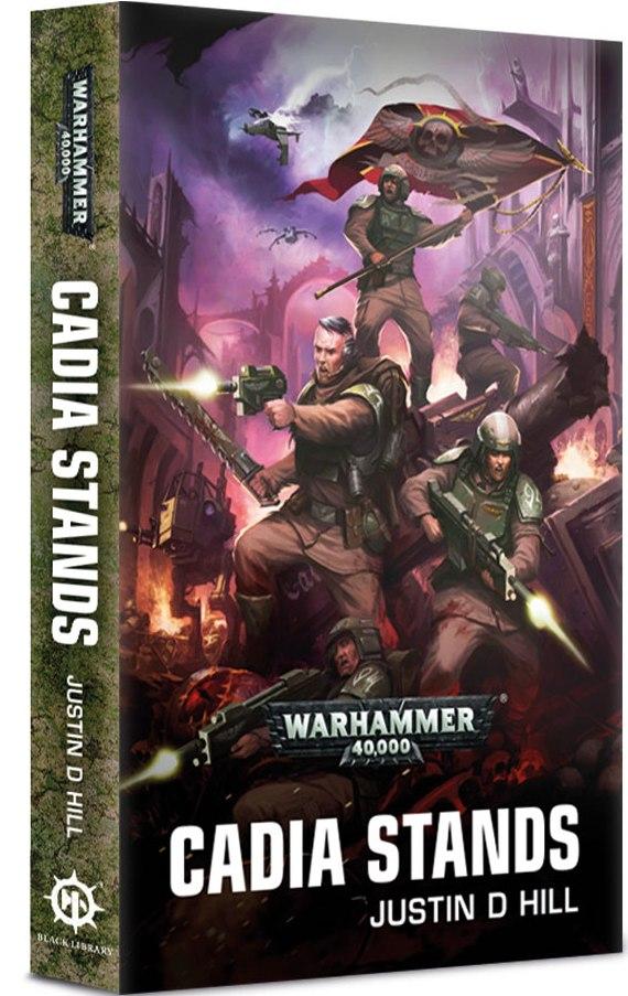 С чего начать знакомство с Warhammer 40,000 2