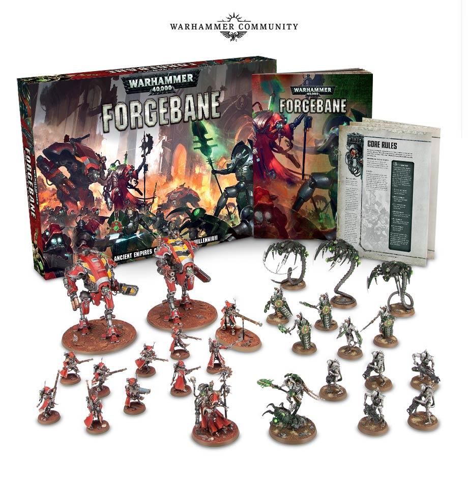 С чего начать знакомство с Warhammer 40,000 9