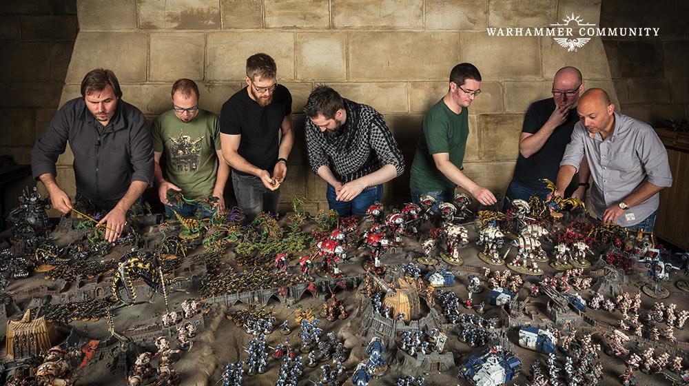 С чего начать знакомство с Warhammer 40,000 10