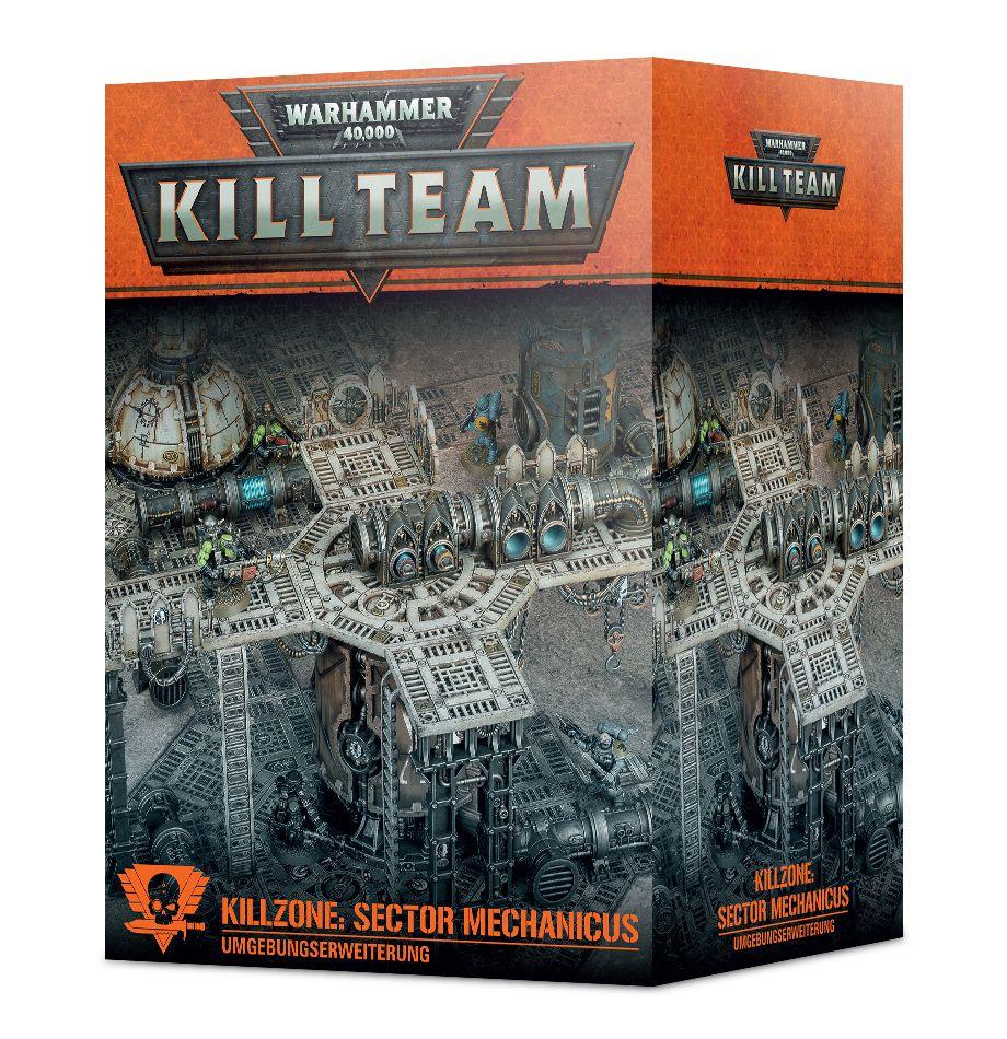 С чего начать знакомство с Warhammer 40,000 12