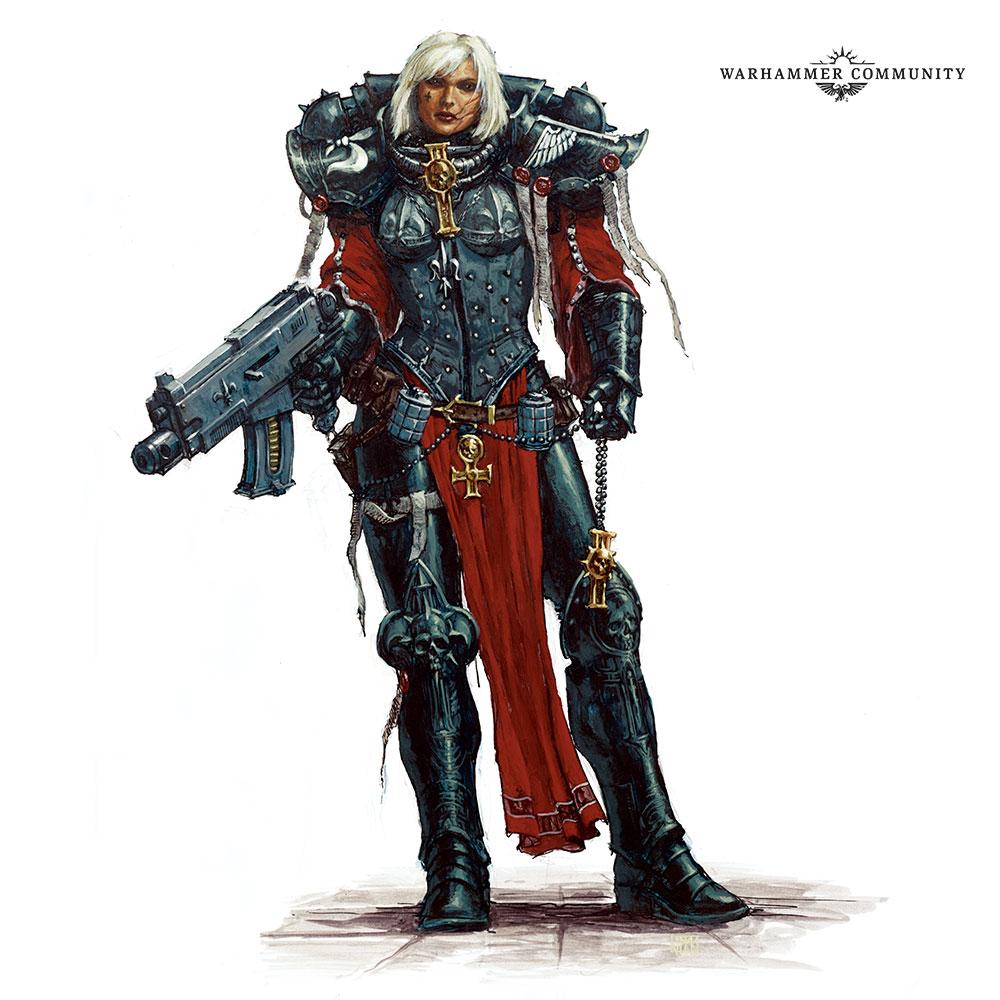 С чего начать знакомство с Warhammer 40,000 18