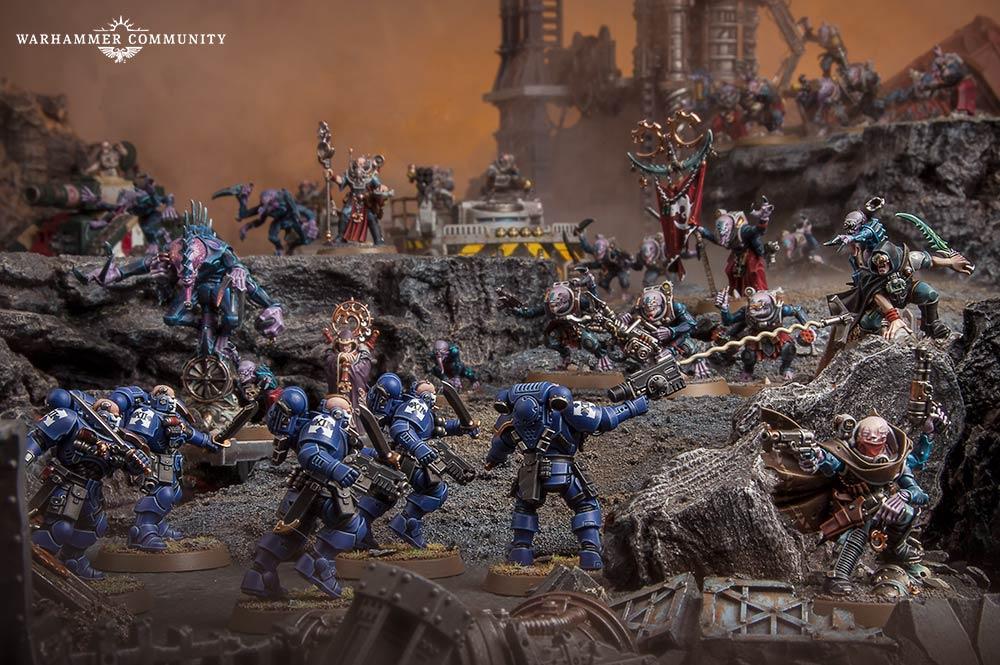 С чего начать знакомство с Warhammer 40,000 17