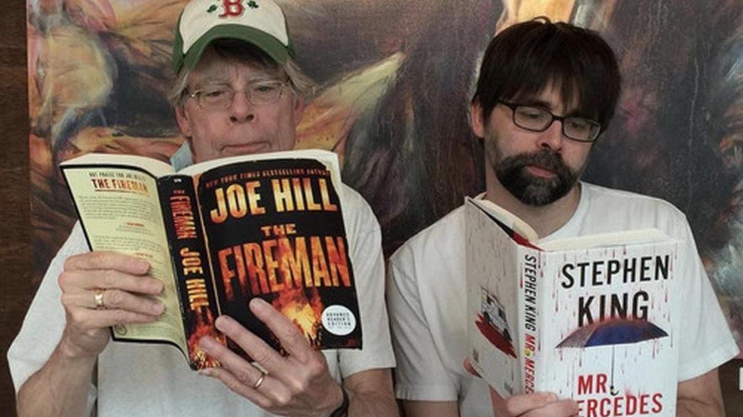 HBO Max заказал адаптацию повести Джо Хилла и Стивена Кинга «Полный газ»
