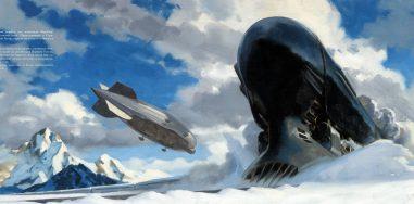 Грегори Манчесс «В ледяном плену» 1