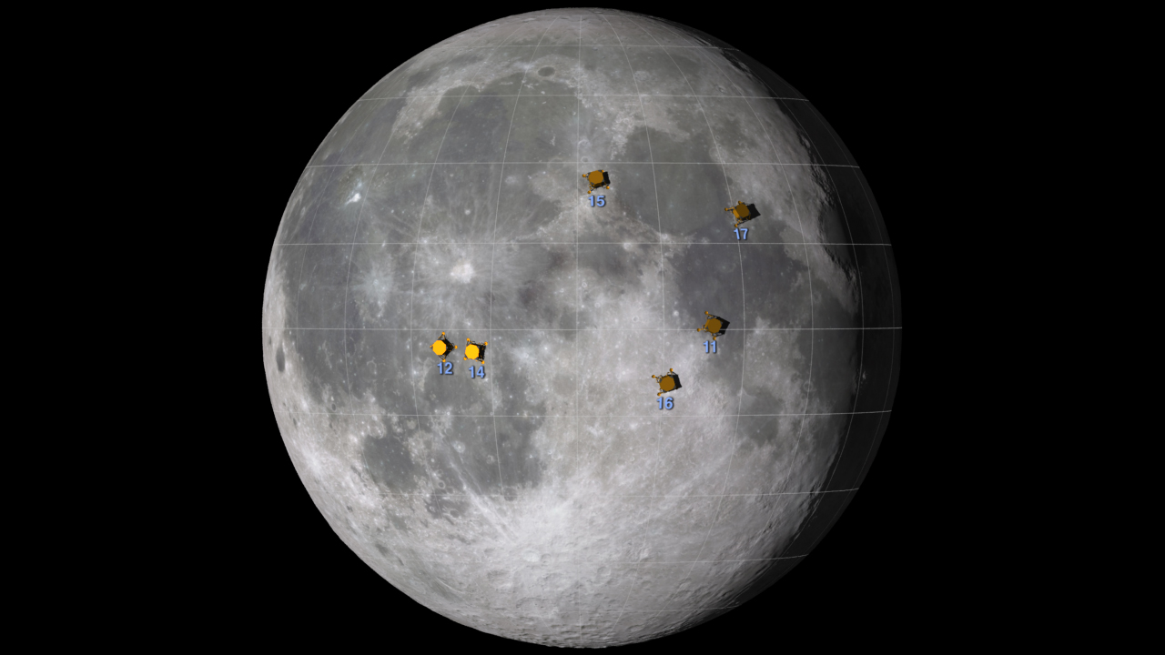 Мифы о Луне. Лунный заговор, полая Луна, русские на Луне 4
