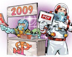 PDF «Мира фантастики» за 2009 год