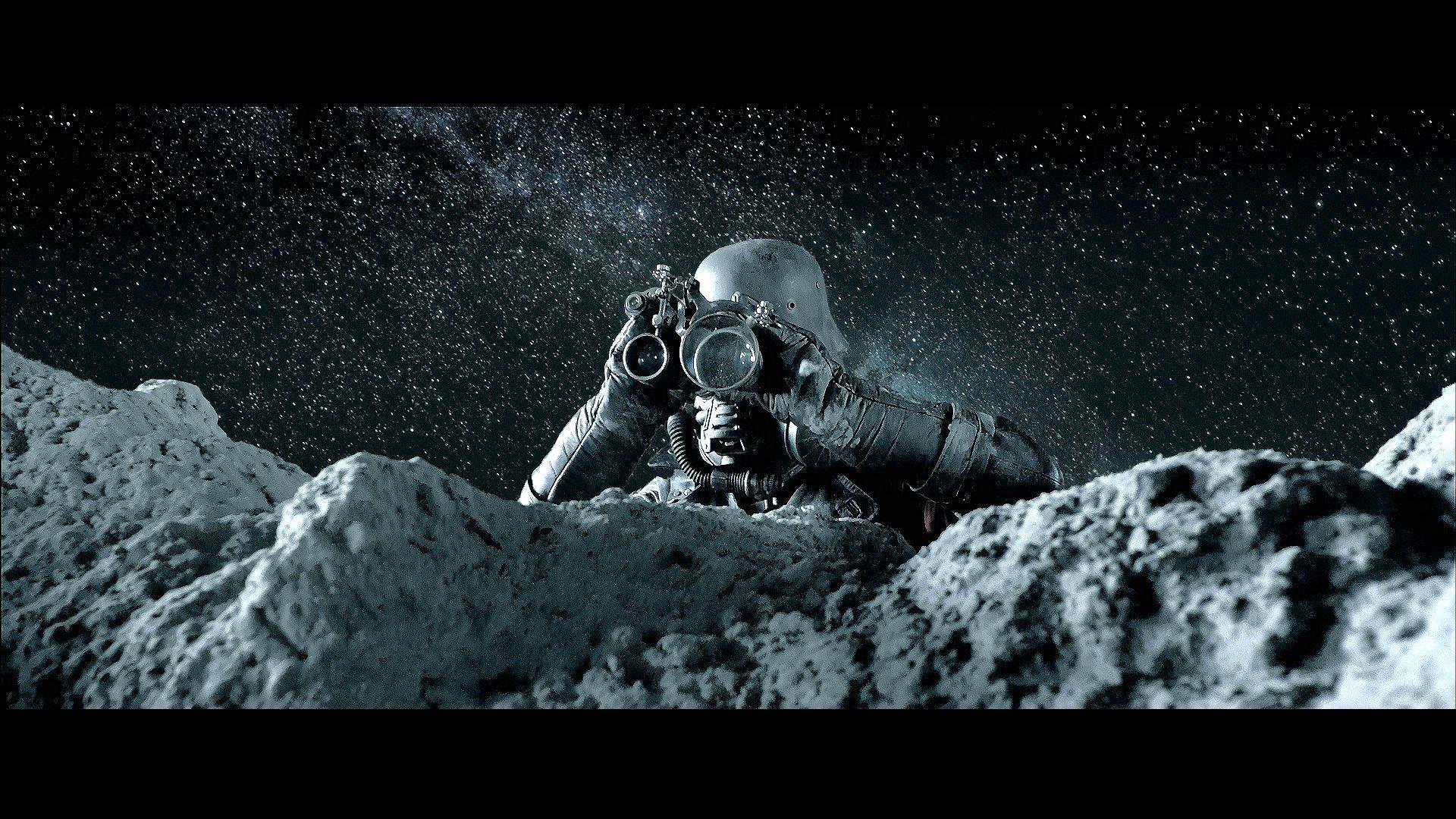 Мифы о Луне. Лунный заговор, полая Луна, русские на Луне 9