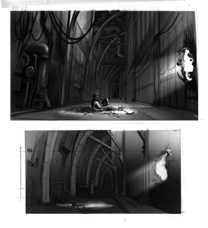 Какой могла быть несостоявшаяся экранизация BioShock 32