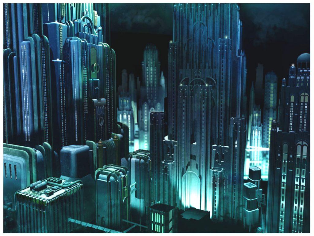 Какой могла быть несостоявшаяся экранизация BioShock 33
