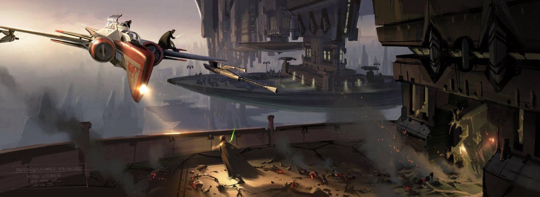 Как снимали «Месть ситхов»: прежний финал «Звёздных войн» 1
