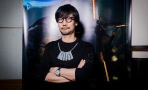 Недавно у Хидео Кодзимы не срослось с неким крупным проектом